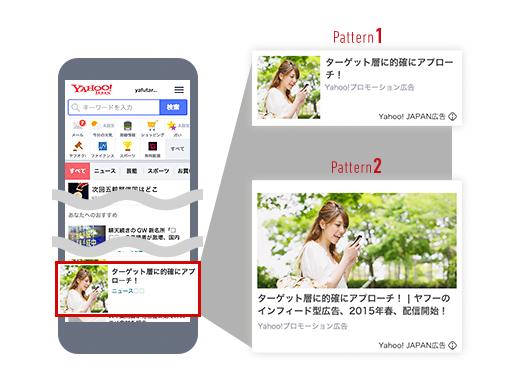 Yahooプロモーション広告 YDN(スマホ) ※Yahoo公式HPより参照