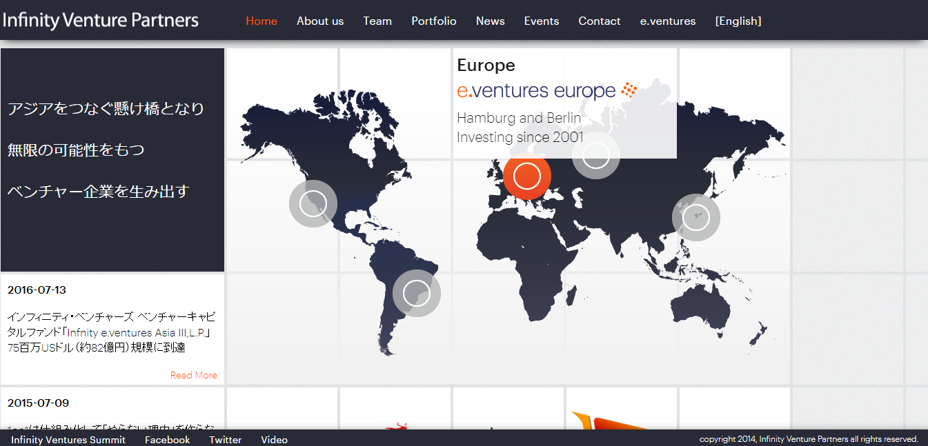 Infinity Venture Partners