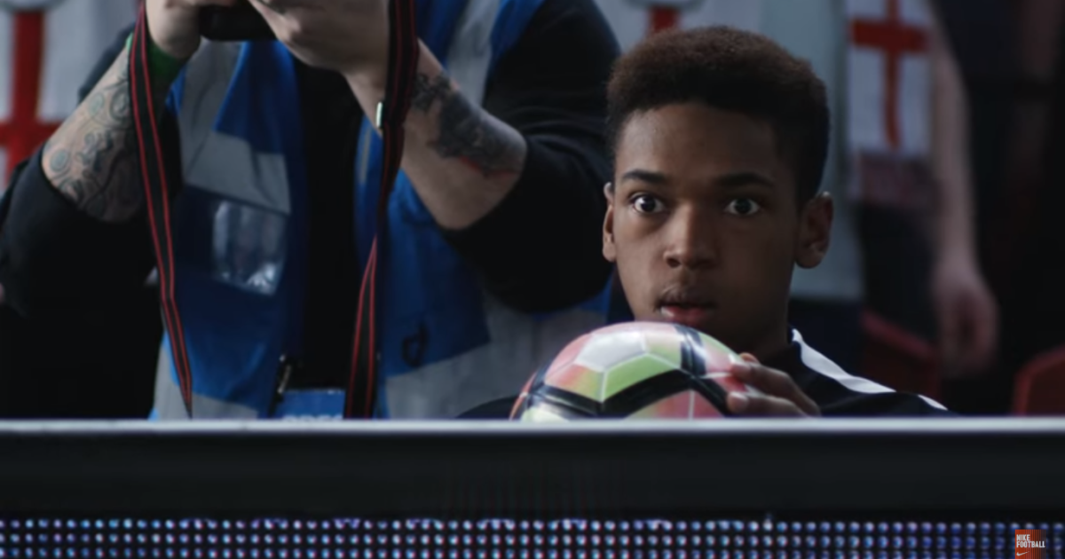 Nike Football Presents The Switch ft. Cristiano Ronaldo, Harry Kane, Anthony Martial & More