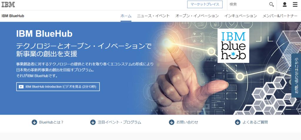 IBM BlueHub(IBM)